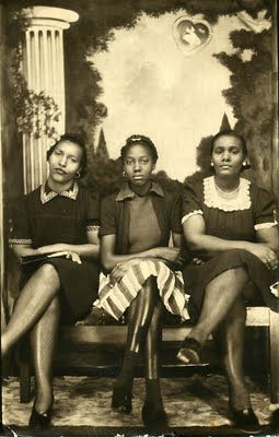 b.vikki vintage: Vintage African American / Black photos from the 1920s-1940s