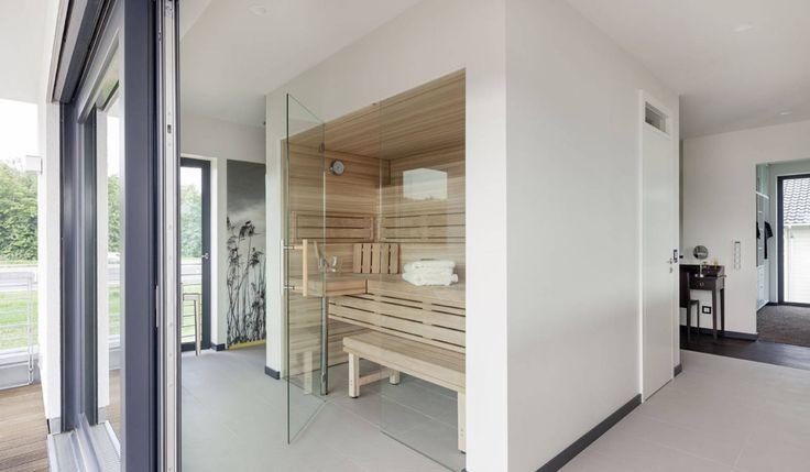 Bei Diesem Plus Energie Haus Trifft Modernste Technik Auf Bauhauszitate.  Schmale Stützen,