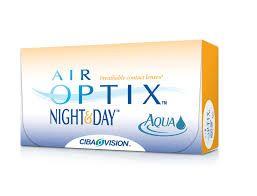 AIR OPTIX NIGHT & DAY 3pack - 29.00€ - Φακοί επαφής μηνιαίας αντικατάστασης. Λόγω της ψηλότερης διαπερατότητας σε οξυγόνο από οποιαδήποτε άλλο φακό, μπορούν να φορεθούν με ασφάλεια έως και 30 νύχτες συνεχώς. Καλύτερη οξυγόνωση του κερατοειδούς. Φακός με έγκριση από το FDA για θεραπευτική χρήση.