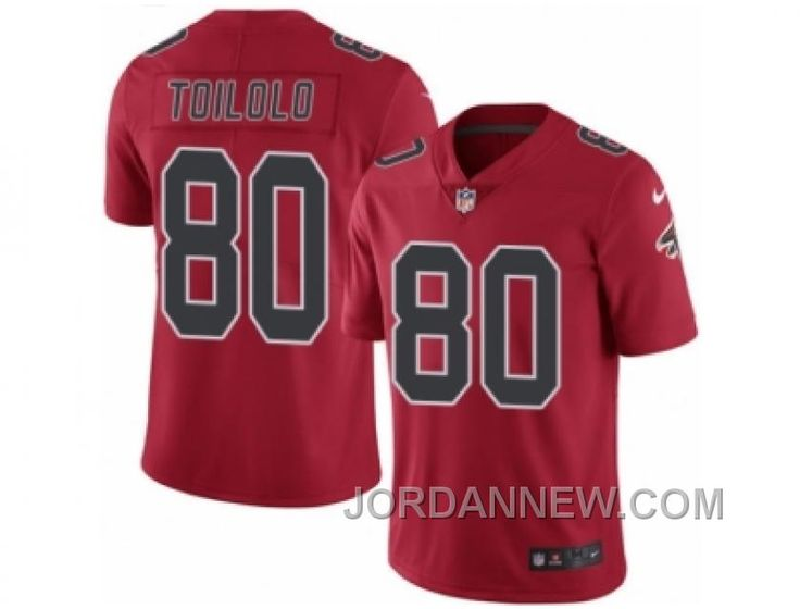 http://www.jordannew.com/mens-nike-atlanta-falcons-80-levine-toilolo-limited-red-rush-nfl-jersey-for-sale.html MEN'S NIKE ATLANTA FALCONS #80 LEVINE TOILOLO LIMITED RED RUSH NFL JERSEY FOR SALE Only $23.00 , Free Shipping!