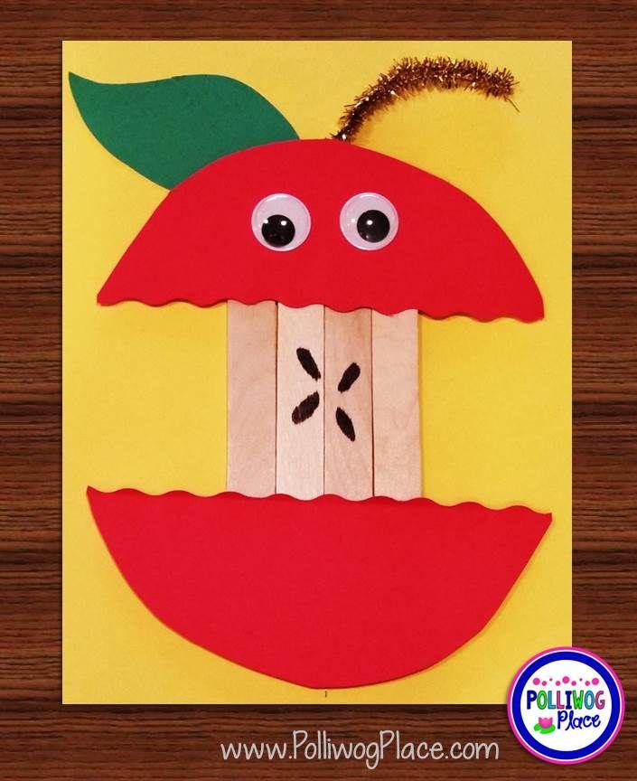 Apple Stick Craft 01