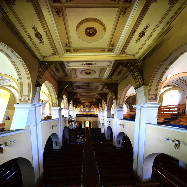 Református templom, Sárospatak