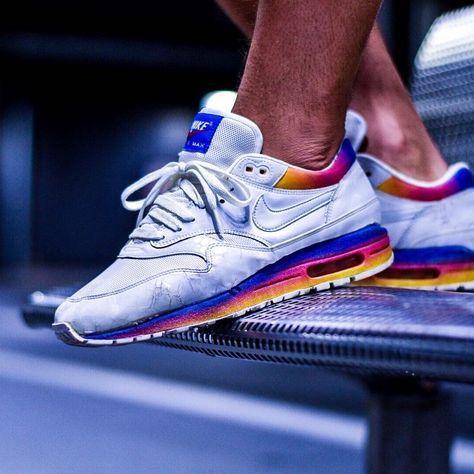 nuevo producto guapo vívido y de gran estilo Nike Air Max 1