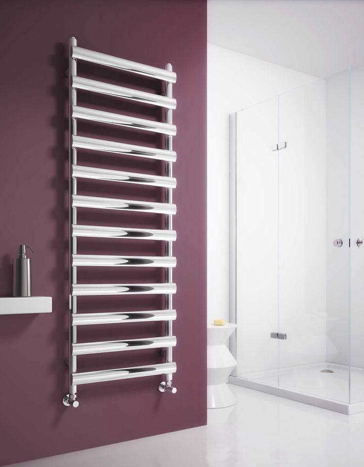 Reina Deno Stainless Steel Towel Radiator - Towel Radiator - Great Rads Ltd. - 1