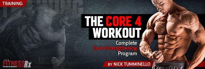 2 Oblique Ab Workouts For A Razor Sharp Core | FitnessRX for Men