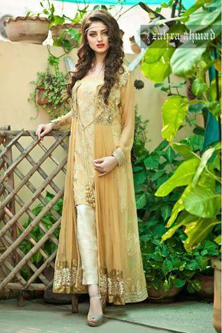Latest Pakistani Party Dresses 2017 | Designer Dresses for Women