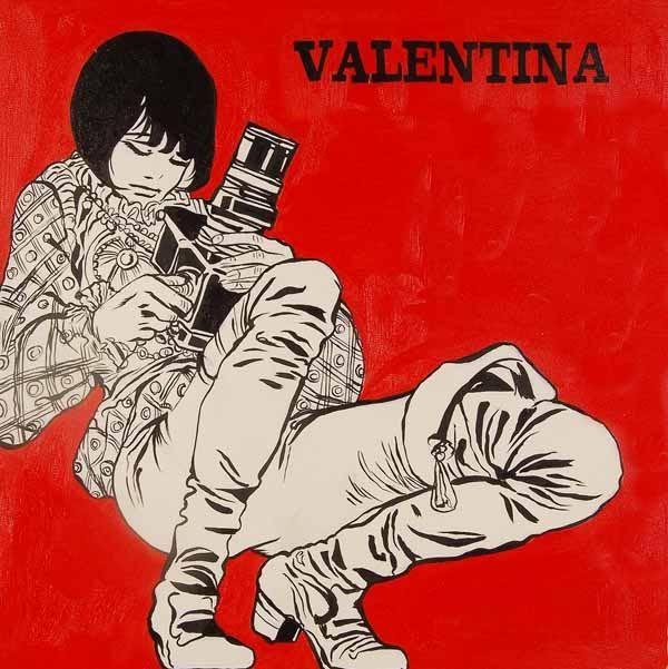 Valentina by Crepax