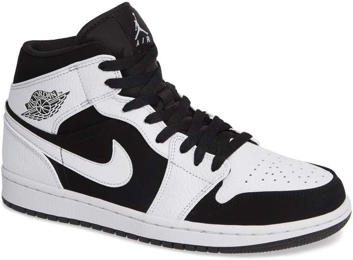Air Jordan 1 Mid Sneaker (Men | Zapatillas hombre moda ...