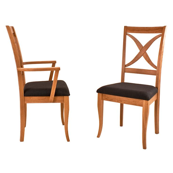 Our Cherry Wood Nantucket Dining Chairs Are Handcrafted From Sustainably  Harvested, Natural Cherry Wood.