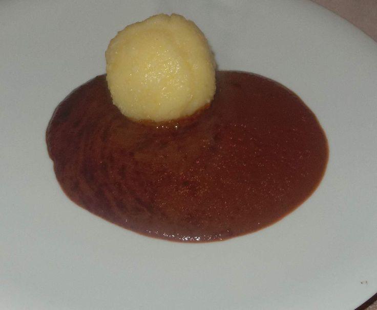 Rezept Rotweinsoße von UdoSchroeder - Rezept der Kategorie Saucen/Dips/Brotaufstriche