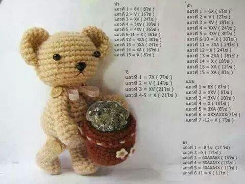 หมีหอมๆ