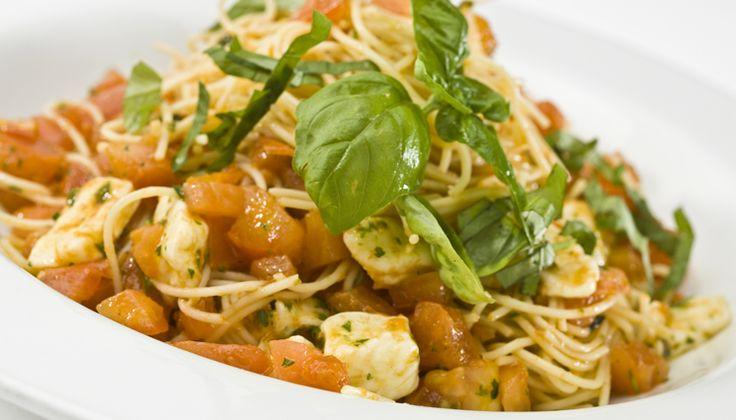 #Spaghettini al #kamut al profumo d'estate #ricetta