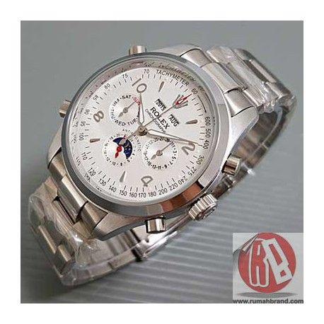 Rolex (J-856) @Rp. 450.000,-  http://rumahbrand.com/jam-tangan-pria/1333-rolex.html