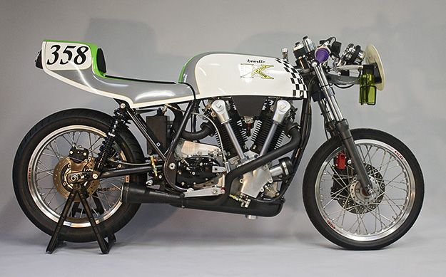 358 Vintage Road Racer | Bike EXIF