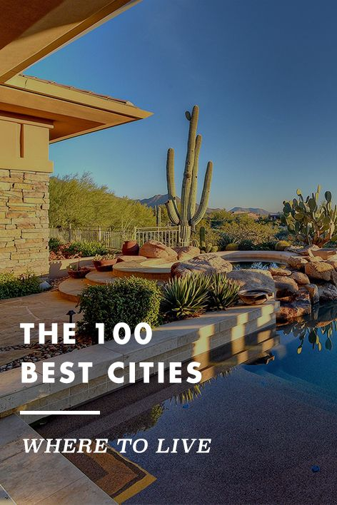 ABOUT THIS ARTICLE: You should love where you live. Get a head start with this list of the best in the U.S.