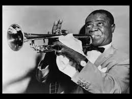 Image result for louis armstrong satchmo what a wonderful world