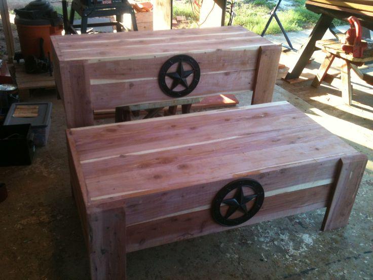 Gun Storage Cedar Tables ..ronbond@cmaaccess.com Https://www