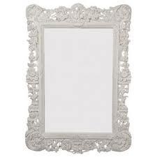 bathroom mirrors white frame My Web Value
