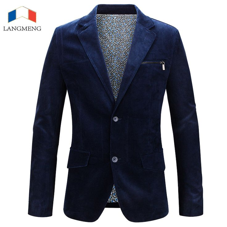 $82.91 Slim Fit Fashion Casual Suit Jackets | - Real Africa