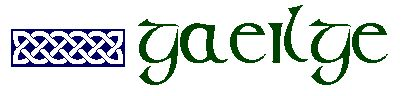 Sonas ort! I would love to learn some Gaelic.  This page is full of Gaelic phrases and pronunciations!