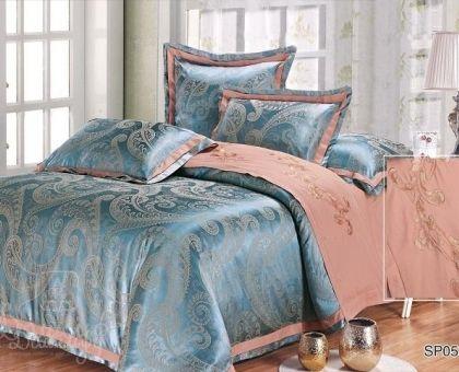 Купить постельное белье TORMANTO 150х210 1,5-сп от производителя Silk Place (Китай)