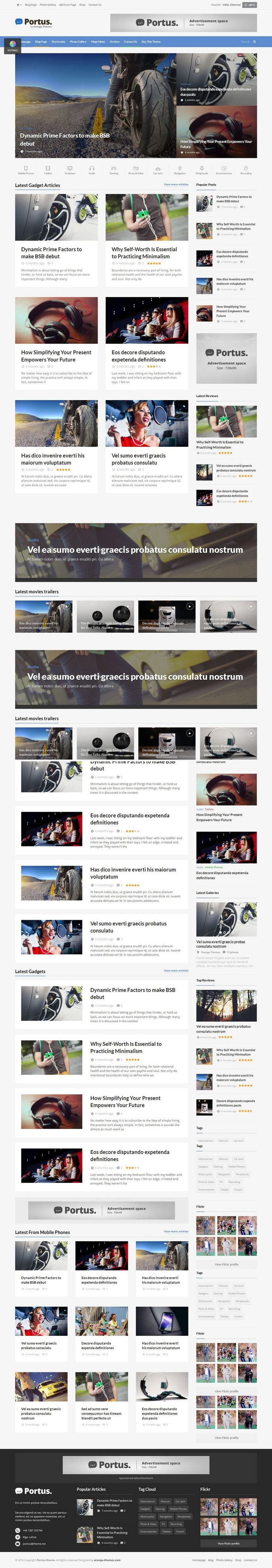 Gmail themes dynamic - Cool Magazine Themes For Wordpress More Than 50 Themes In Display
