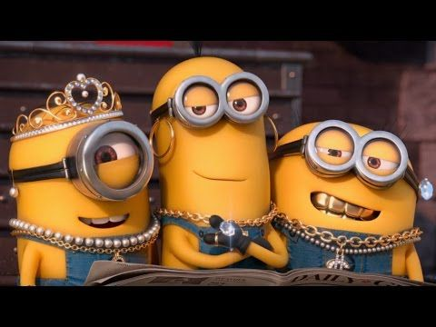 My ice cream - Funny Minions Video - YouTube