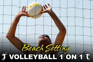 250+ Volleyball Drills from Beach and Indoor Volleyball! http://volleyball1on1.com/volleyball-drills/setting-drills/