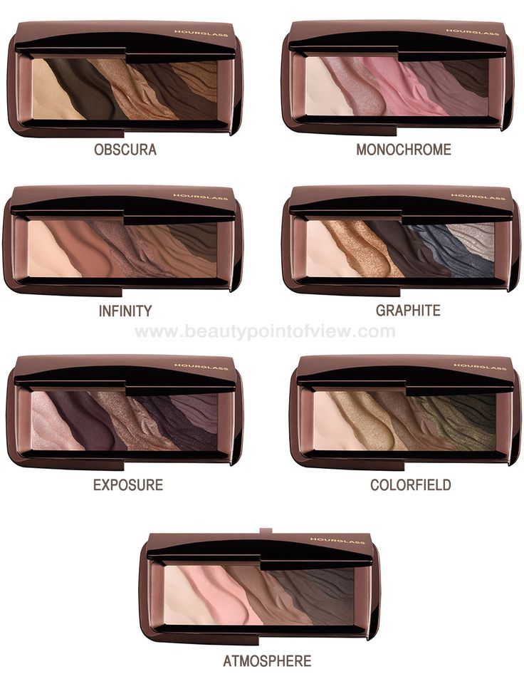 "I knew it! Couple of months ago when I reported on Hourglass launching ""a"" new eyeshadow palette, I had a feeling they were going to torture us with so much amazing variety that I would end up sitting here drooling with no idea (nor self control) over which one to get….exactly as I am right now :)) Anyway, …"