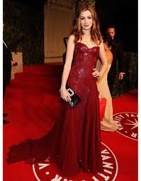 Christopher Polk/VF11/WireImage Oscars 2011 Post-Party Anne Hathaway in Atelier Versace