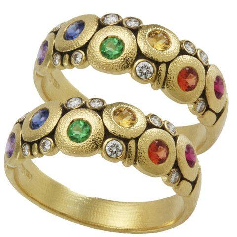 Alex Sepkus Forever Ring