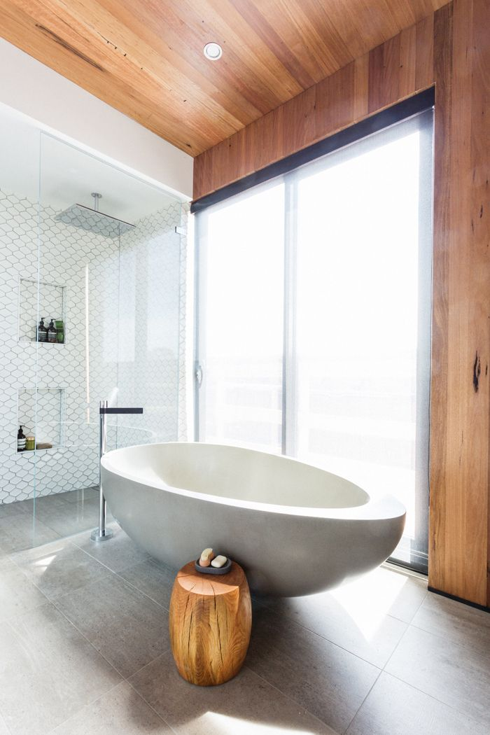 The Block: Bathrooms - Kyal & Kara's bathroom
