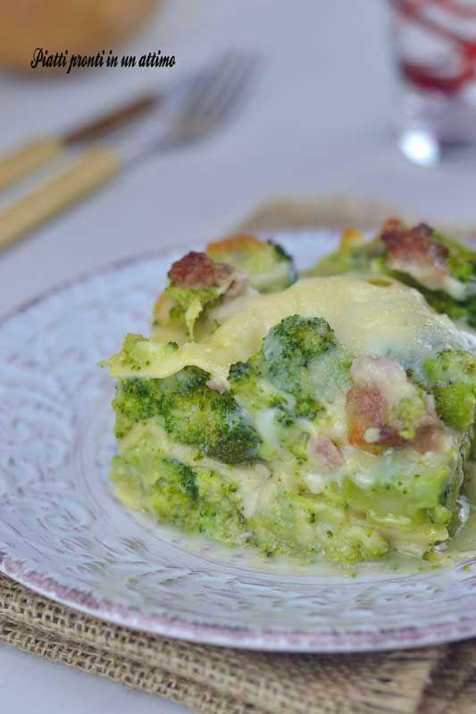 1 lasagne con broccoli e salsiccia