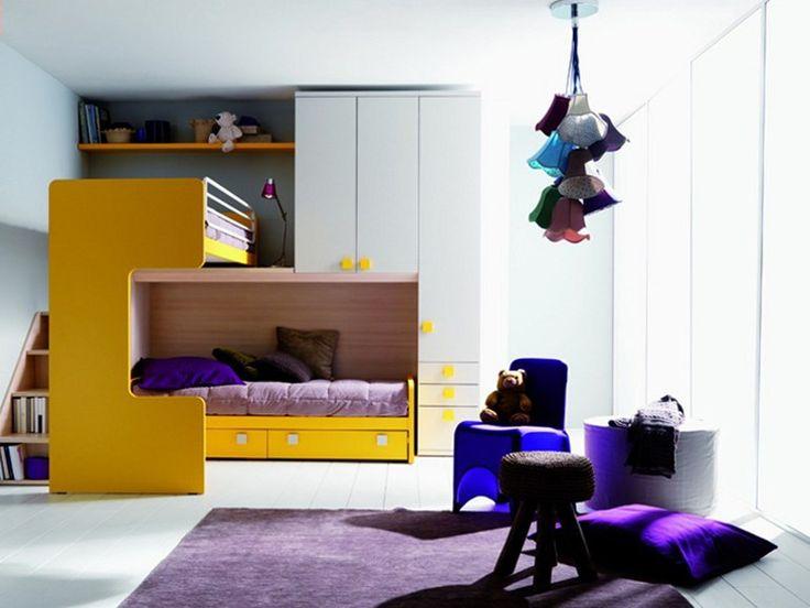 Oltre 1000 idee su Letti A Castello Per Ragazzi su Pinterest ...