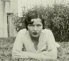 Blanche Barrow - sister-in-law of Clyde Barrow