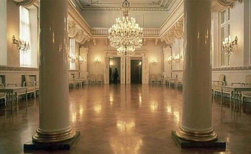 Presidentinlinna Copyright: MTV Oy. Presidential Palace, Helsinki, Finland.