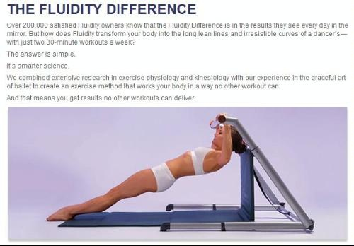 Fluidity Bar: another exercise