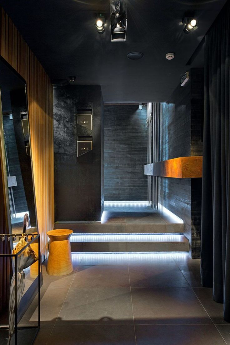 Attractive Restaurant Decor in Kiev by YOD Design Studio ...