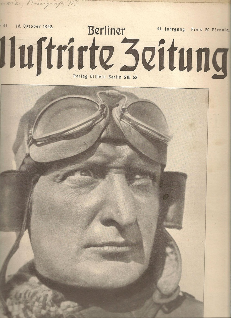 Berliner Illustrierte Zeitung , 1932