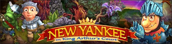 New Yankee in King Arthur s Court #juego #juegos
