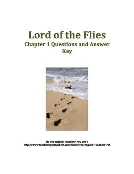 an analysis of the plot and setting of goldings lord of the flies A predictable setting for a story:  but if you like your books to have gripping and believable characters with a plot second to none, then lord of the flies is for.