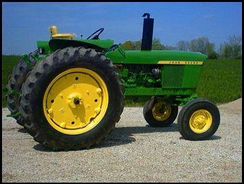 '65 John Deere 2520