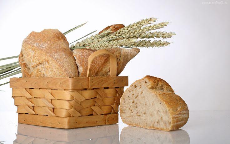 Koszyk, Chleb, Kłosy, Zboża