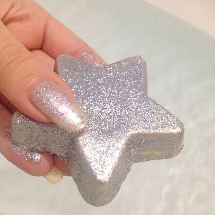 Glitter bath Via Gothic Charm School Tumblr