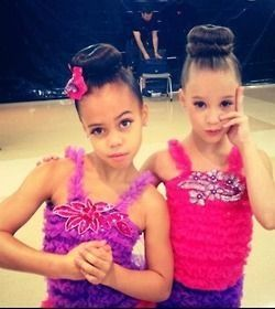 Asia and Kenzie! Which one do you like better? = Kenzie!