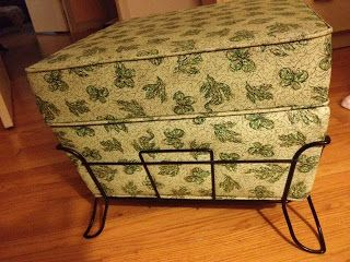Uncle Atom Hassock With Storage Kas Pinterest