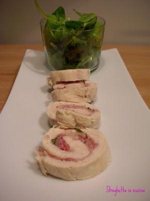 rollè di pollo con pancetta e rosmarino      #recipe #juliesoissons