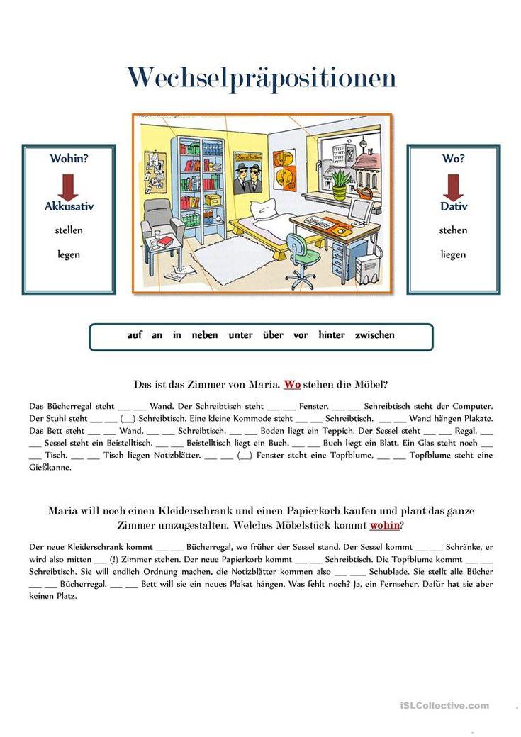 wechselpr positionen 4 o n met idioma alem n y idiomas. Black Bedroom Furniture Sets. Home Design Ideas