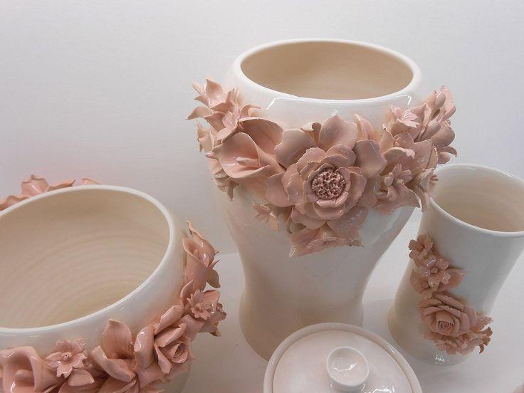 Oltre 25 fantastiche idee su oggetti in ceramica su - Oggetti ceramica design ...