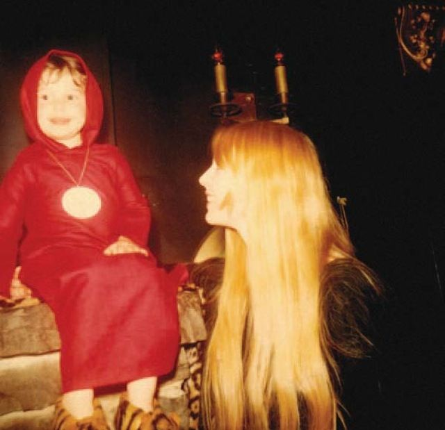 Even by the standards of New Agey, cult-friendly LA, Zeena Schreck had a bizarre and abusive upbringing at the hands of parents who made the devil more famous than he's ever been. #vice #satan #satanism #antonlavey #zeenalavey #zeenaschreck
